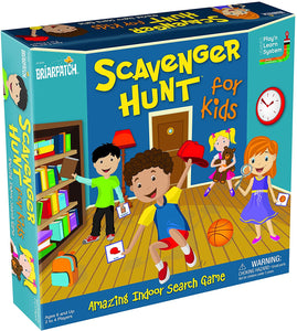 Scavenger Hunt For Kids Game