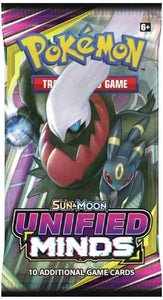 Pokemon Unified Minds- PKM BD Trading Card Game
