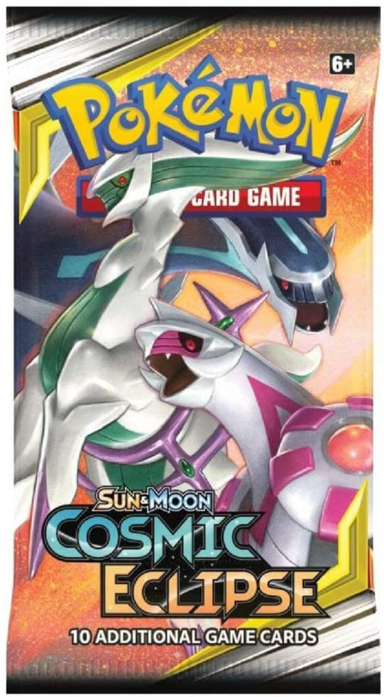 Pokemon Sun & Moon Cosmic Eclipse BD