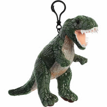 Load image into Gallery viewer, Backpack clip on Dinosaur