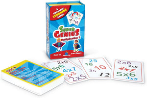 Super Genius Multiplication Learning Game