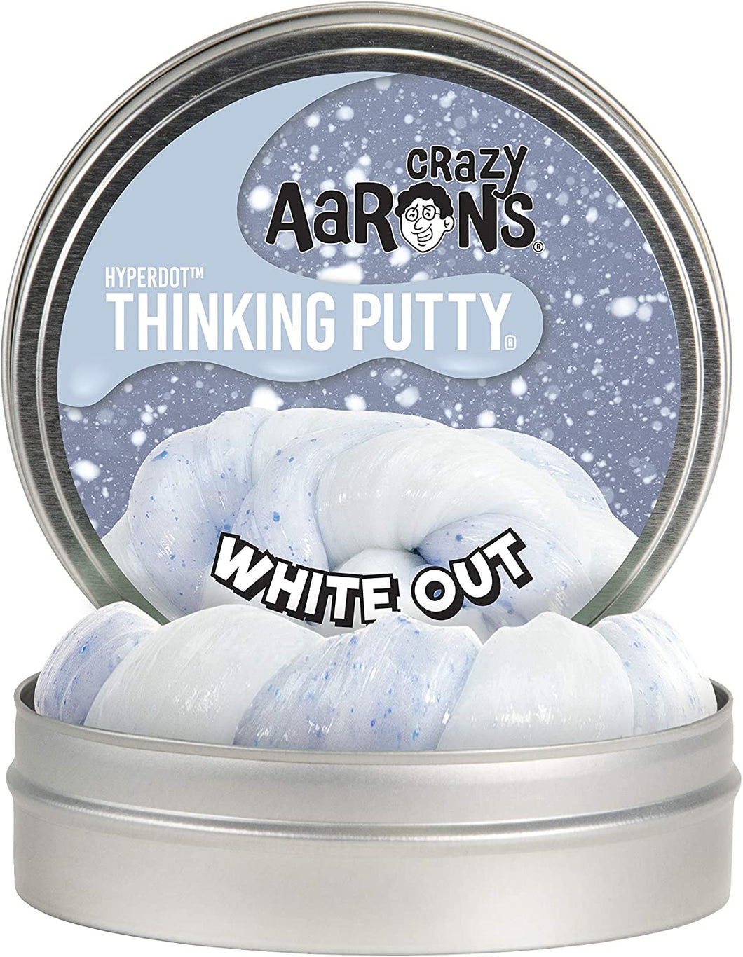 White Out Hyperdot Putty