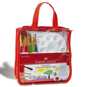 Young Artist Learn to Paint Set