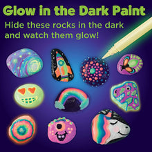 Load image into Gallery viewer, Glow in Dark Rock Painting