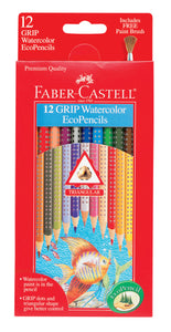 Color Ecopencil with Grip 12 Count