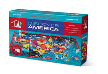 Load image into Gallery viewer, 100 pc Discover Puzzle- America