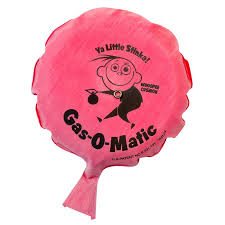 Gas-o-matic Whoopie Cushion