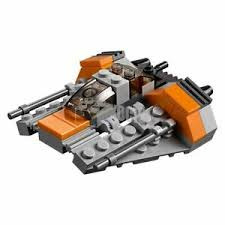 Single Snow Speeder - lego star wars