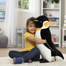 Load image into Gallery viewer, Plush Penguin