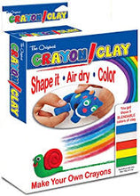 Load image into Gallery viewer, The Original Crayon Clay - 5 colors