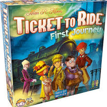 Load image into Gallery viewer, Ticket to ride - First Journey