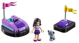 Lego Friends - Emma's Bumper Car - single item