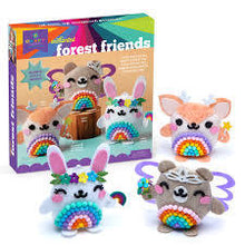 Load image into Gallery viewer, DIY Enchanted Forest Friends Craft Kit