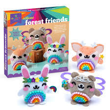 DIY Enchanted Forest Friends Craft Kit