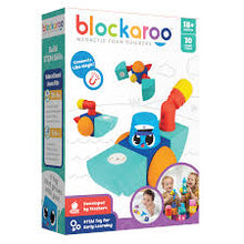 Load image into Gallery viewer, Blockaroo 10pc Tugboat
