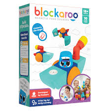 Blockaroo 10pc Tugboat
