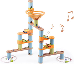 Bamboo Builder Marble Run 127