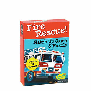 Fire Rescue Matching