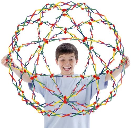 Hoberman Large Sphere Rainbow