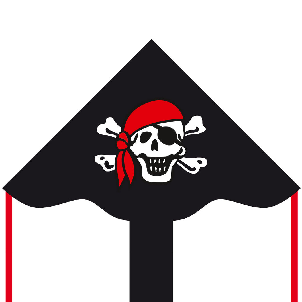 Kite - Simple Flyer Jolly Roger 85 cm