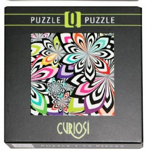 Q Puzzles Abstract 72 pc