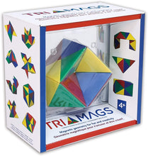 Load image into Gallery viewer, Tri-Mags 24 Piece Play Set