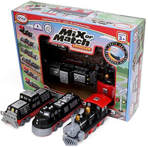 Mix or Match Diesel Train Set