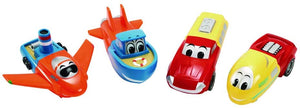 Magnetic Mix or Match Junior Toy Vehicles