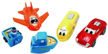 Load image into Gallery viewer, Magnetic Mix or Match Junior Toy Vehicles