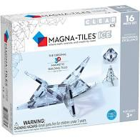 Load image into Gallery viewer, Magna Tiles Ice 16 pc