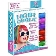 Hair Stix hair chalk  6pk