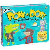 Poke a dot Alphabet Eye Spy Book