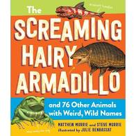 Screaming Hairy Armadillo Book