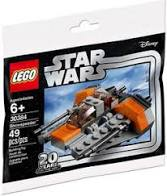 Load image into Gallery viewer, Single Snow Speeder - lego star wars