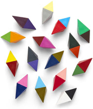 Load image into Gallery viewer, Octahedron Crayons