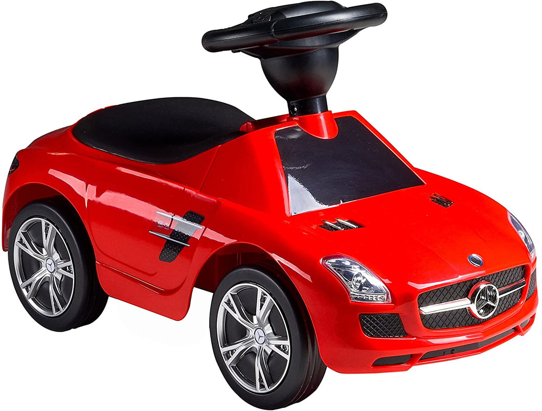 Mercedes SLS with Sound (Red)