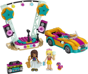 LEGO Friends Car & Stage