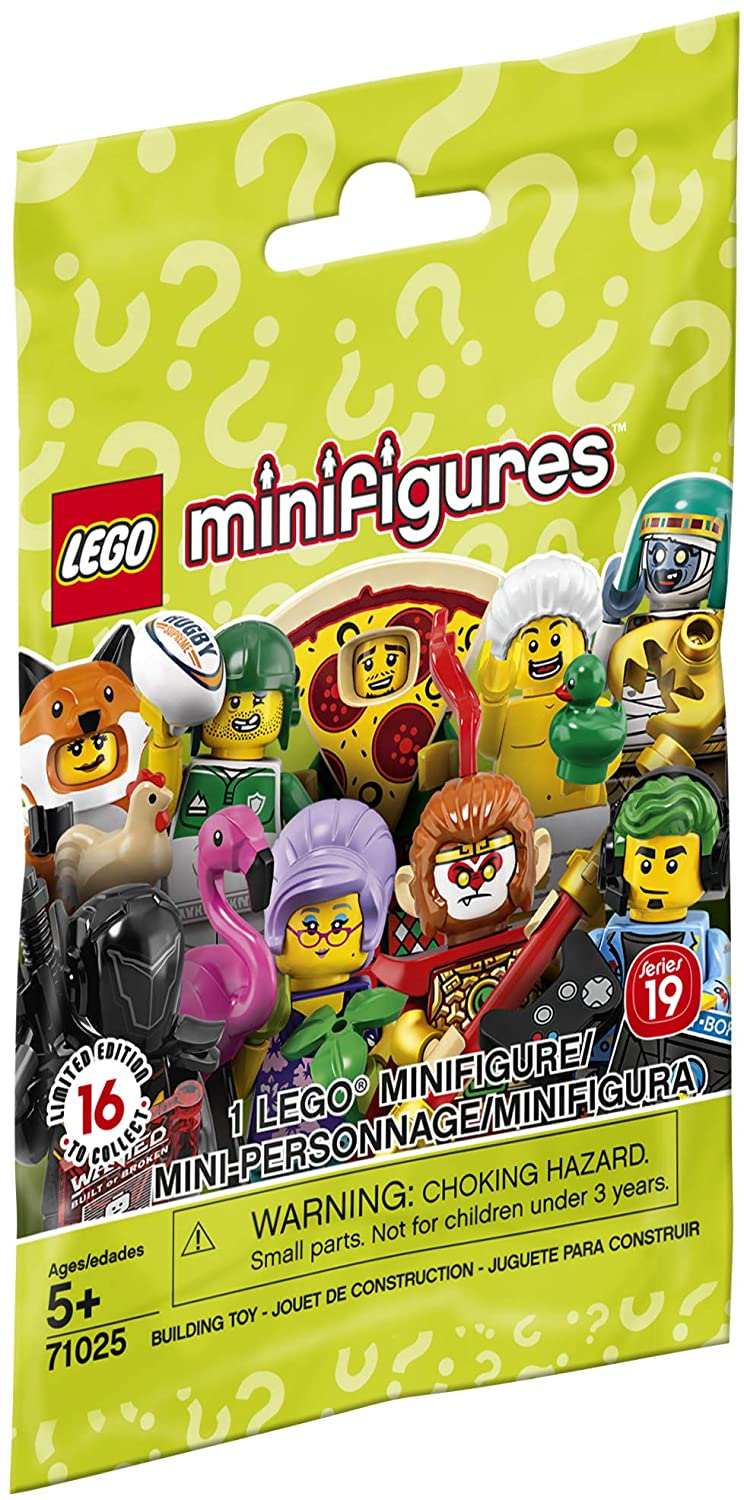 LEGO Minifigures Mystery Pack - Series 19