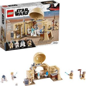 Lego Star Wars Obi-Wan's Hut