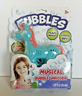 Musical Bubble Unicorn