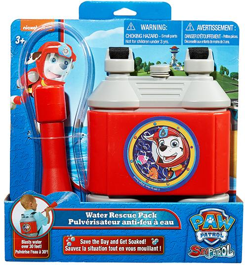 Paw Patrol Water Rescue Back Pack