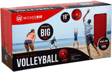 Load image into Gallery viewer, Wicked Big Sports Volleyball