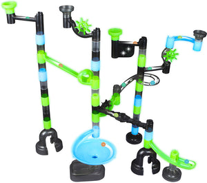 Space Marble Run Lights and Sounds