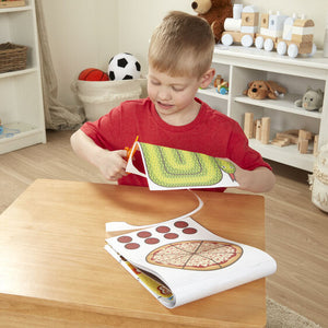 Scissor Skills Activity Pad - Zoo version