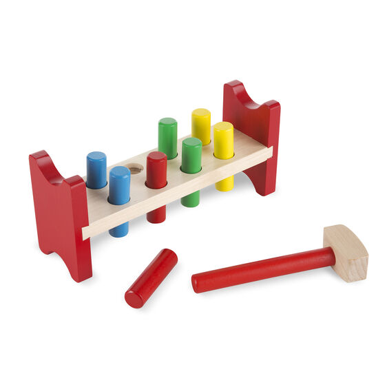 Pound A Peg Toy