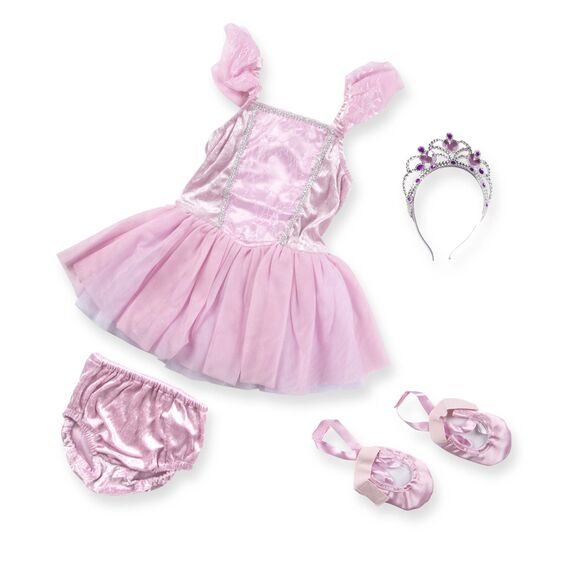Role Play Ballerina Costume