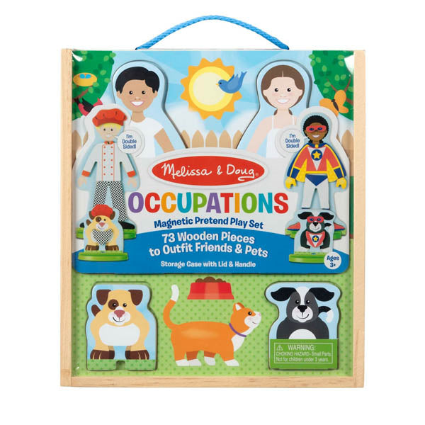 Magnetic Occupations Puzzle