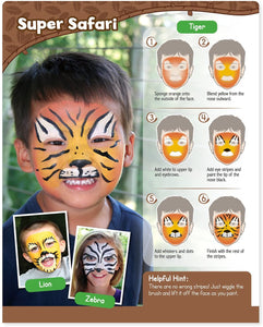 On the Go Crafts-Face Painting
