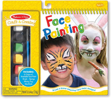 Load image into Gallery viewer, On the Go Crafts-Face Painting