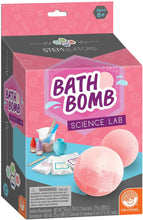 Load image into Gallery viewer, STEMulator Bath Bomb Science Project